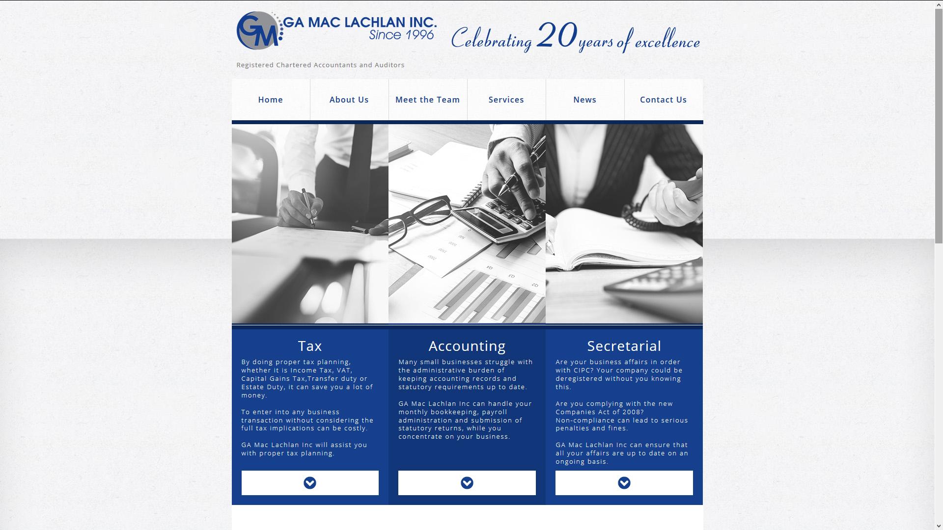 GAM Website