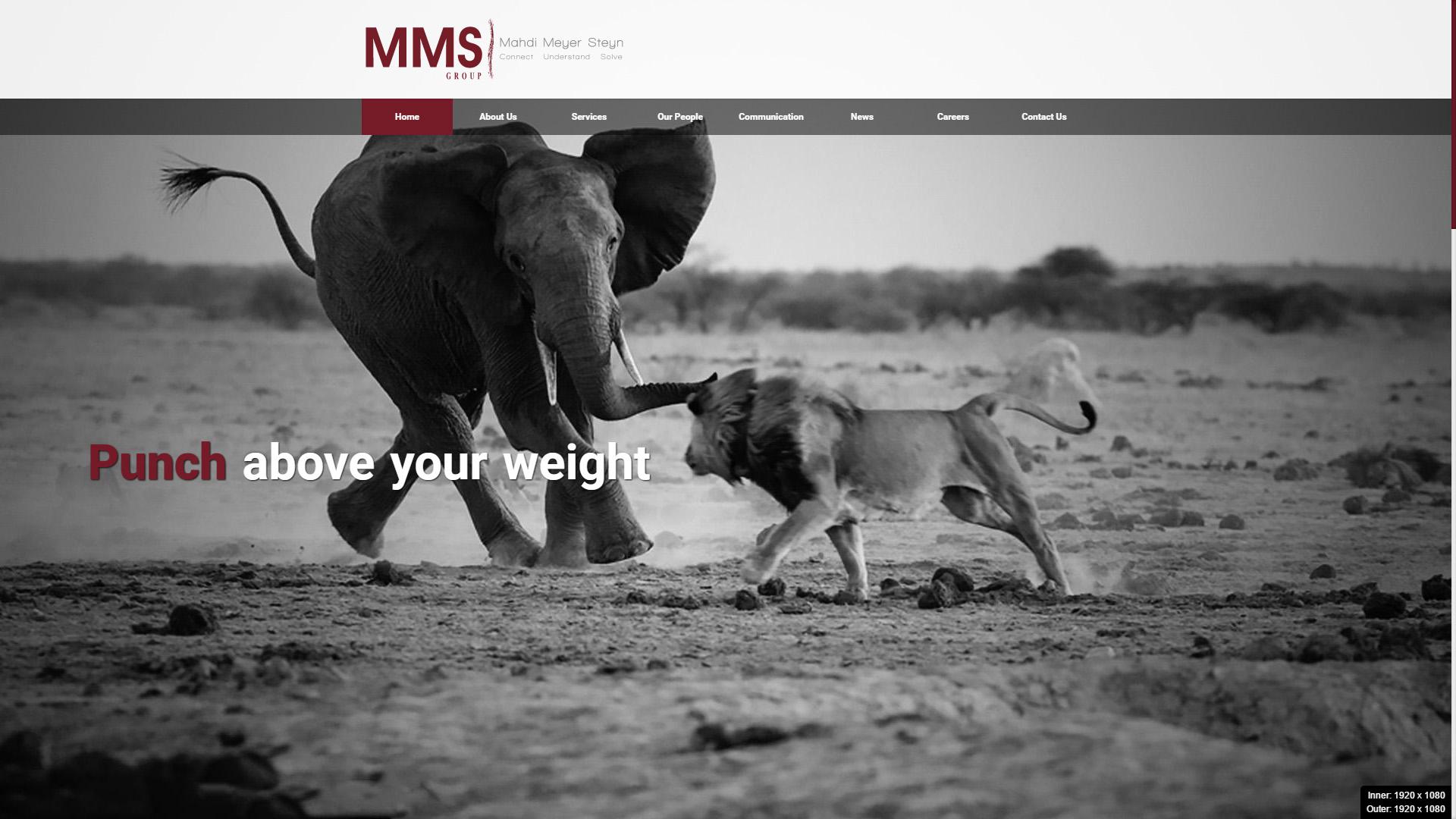 MMS Website