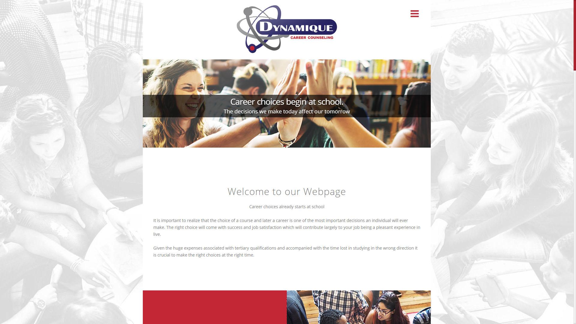 Dynamique Website