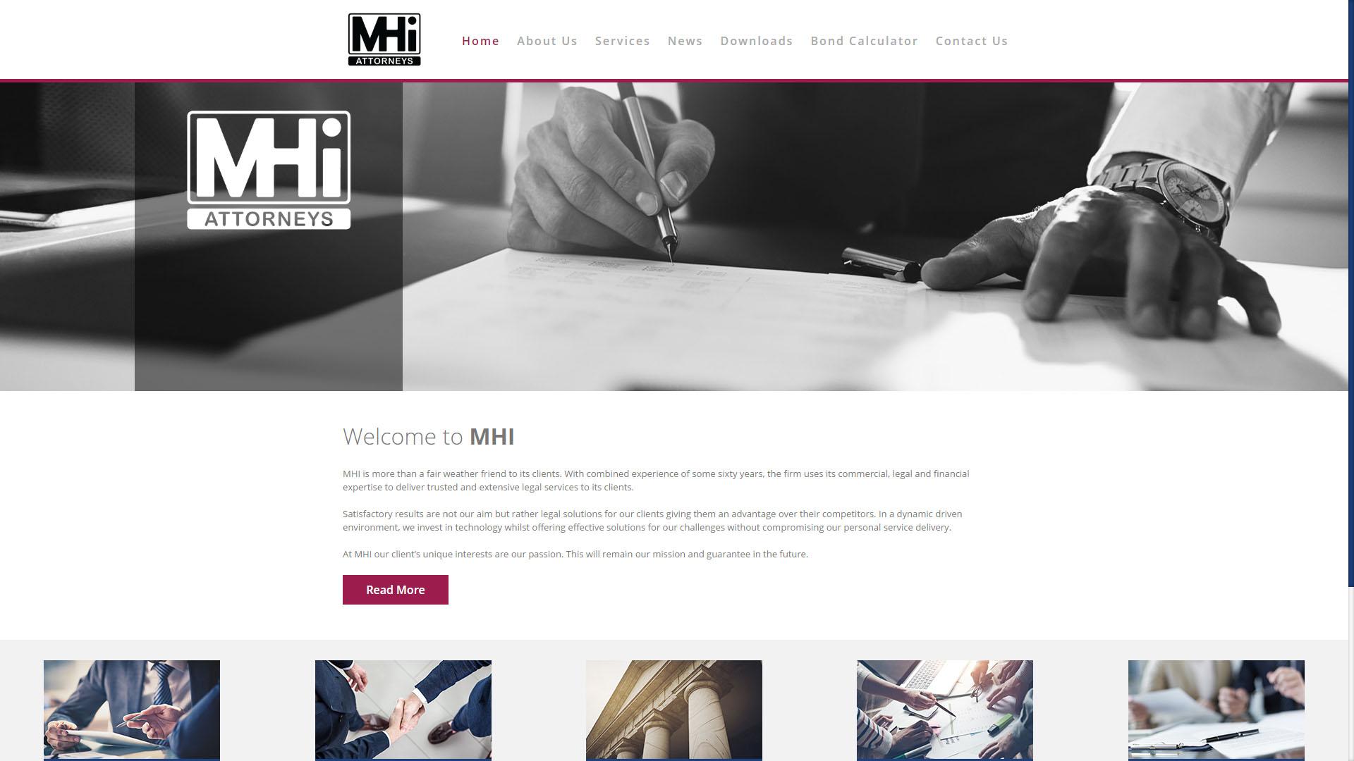 MHI Website