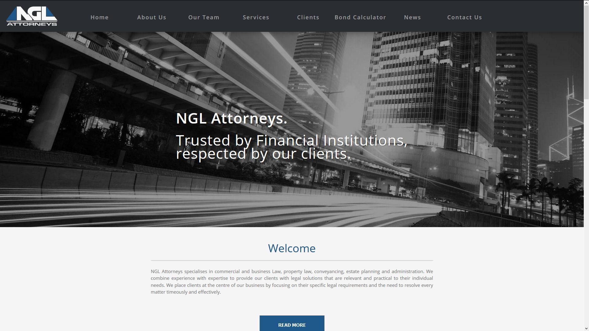 NGL Website