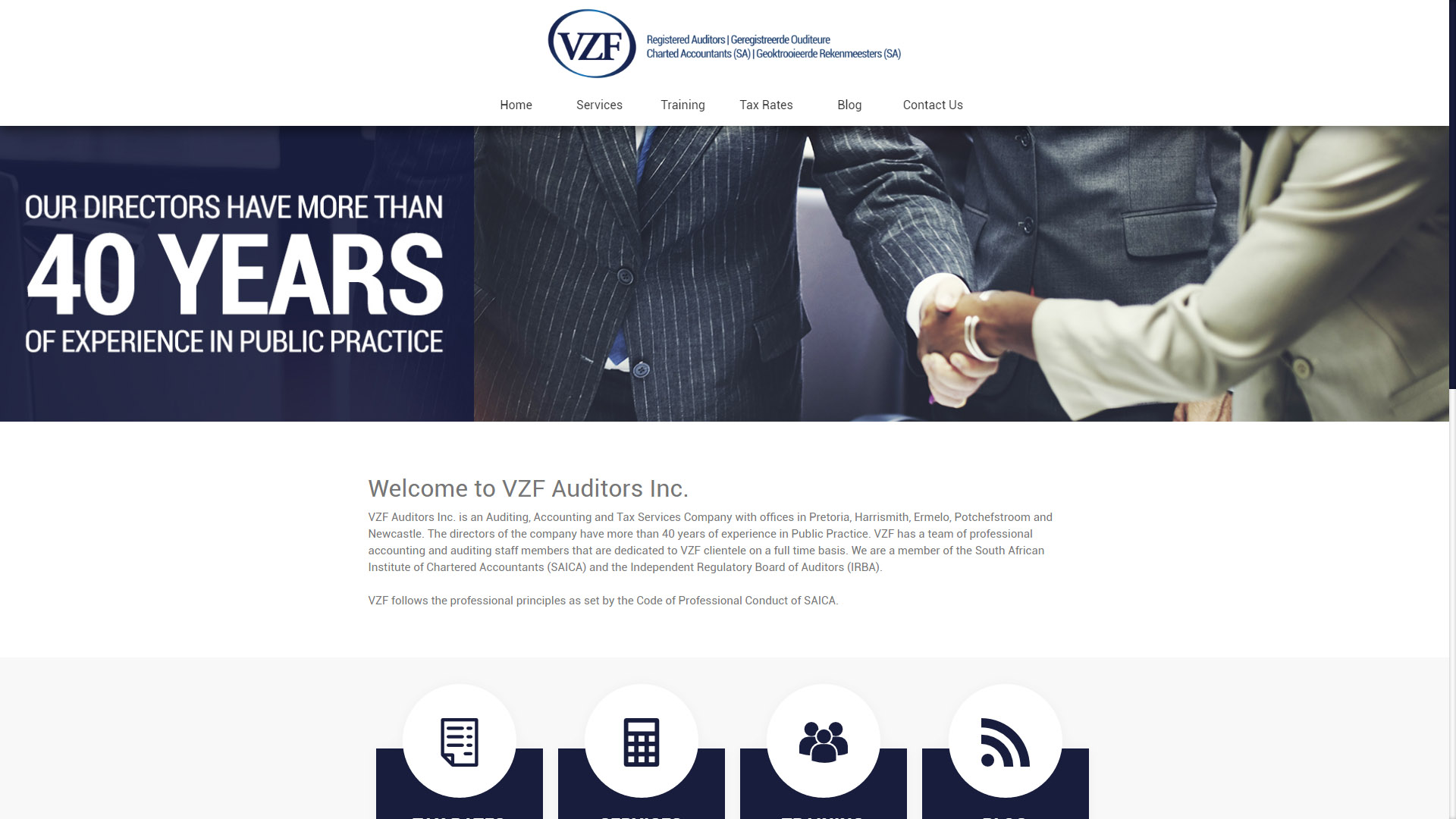 VZF Website